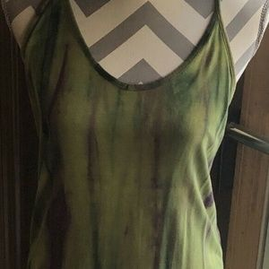 XHILARATION TIE DYE DRESS Preowned Good Condition